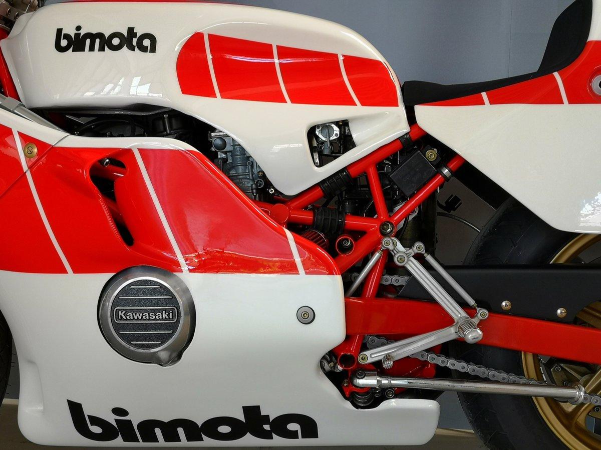 1984 Bimota KB2 Laser TT like new - for sale SOLD (picture 3 of 6)