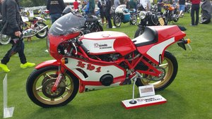 Factory built Bimota KB1A