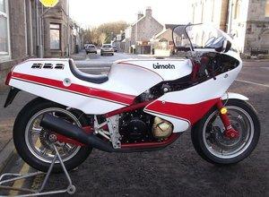 1982 BIMOTA 1,099CC HB2 (LOT 457)