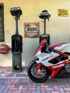 Bimota DB7 Ducati 1098 2009 like new !