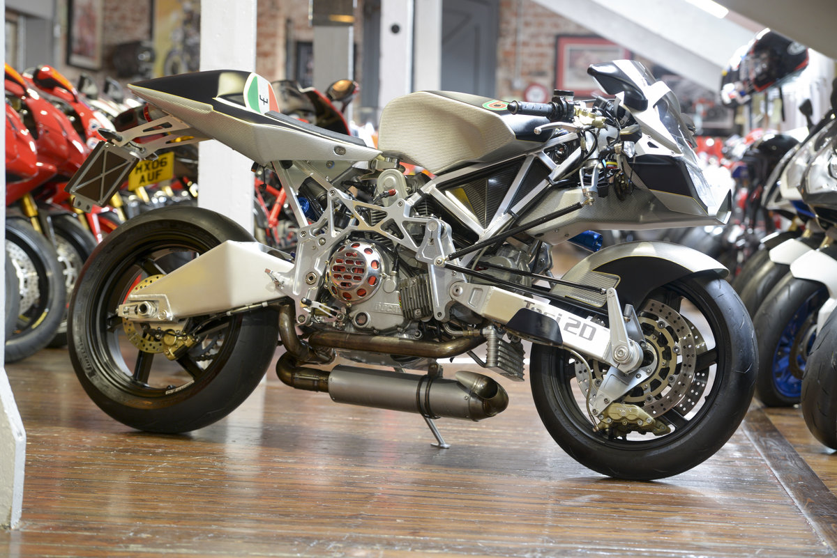 2008 Bimota Tesi 2D Super Rare 1 of only 25 Produced For Sale (picture 1 of 6)