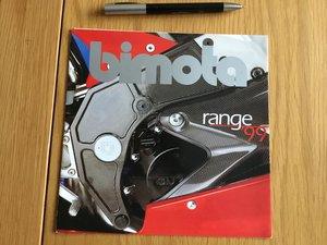 Picture of Bimota range 1999 brochure For Sale
