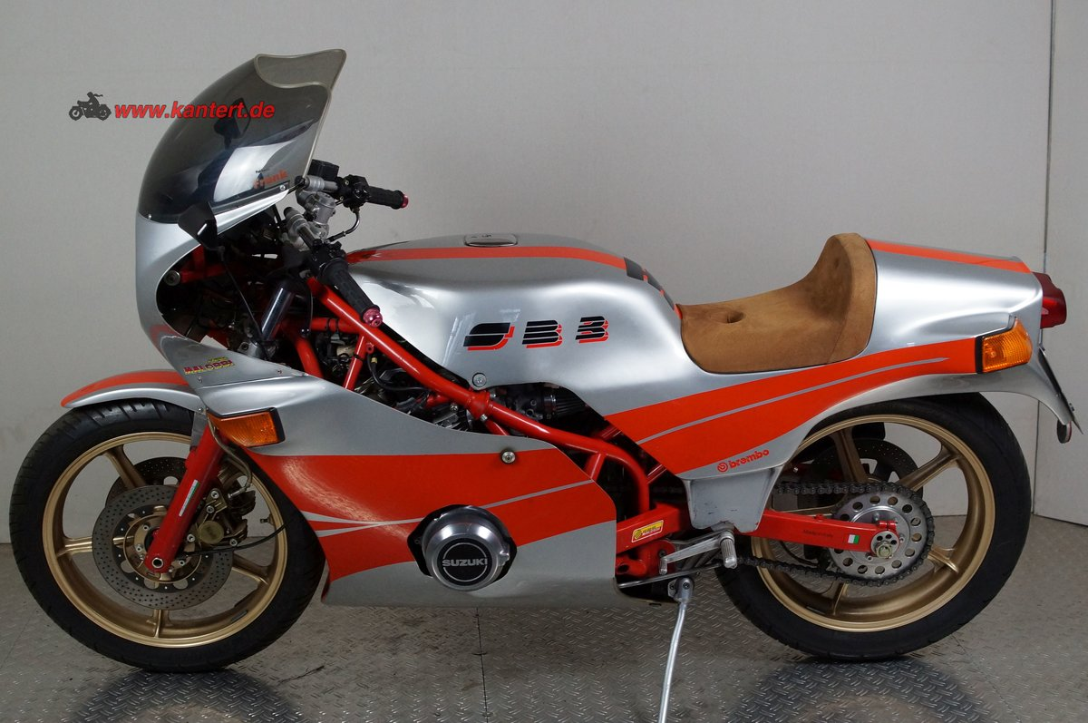 1981 Bimota SB3, 986 cc, 92 hp For Sale (picture 1 of 12)