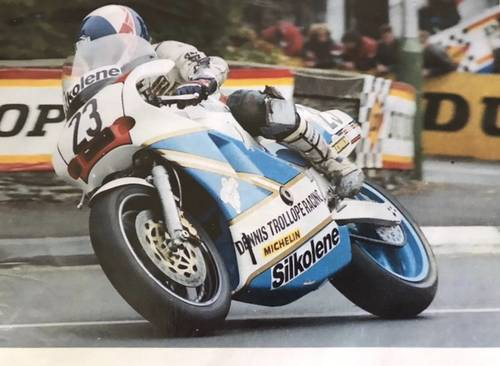 1987 1988 Bimota YB4 Racing Williams/Team Fowlers For Sale (picture 1 of 6)