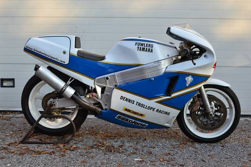 1987 1988 Bimota YB4 Racing Williams/Team Fowlers For Sale (picture 2 of 6)