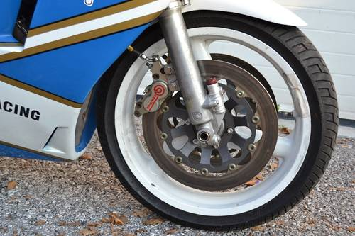 1987 1988 Bimota YB4 Racing Williams/Team Fowlers For Sale (picture 3 of 6)