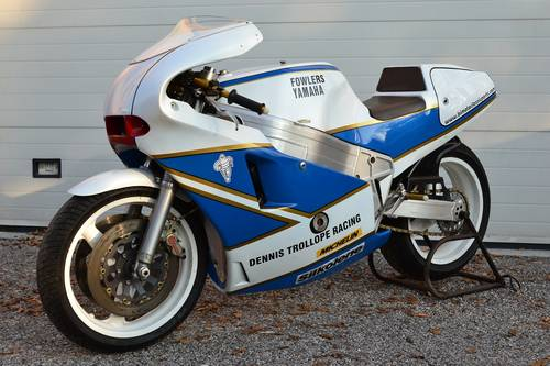 1987 1988 Bimota YB4 Racing Williams/Team Fowlers For Sale (picture 5 of 6)