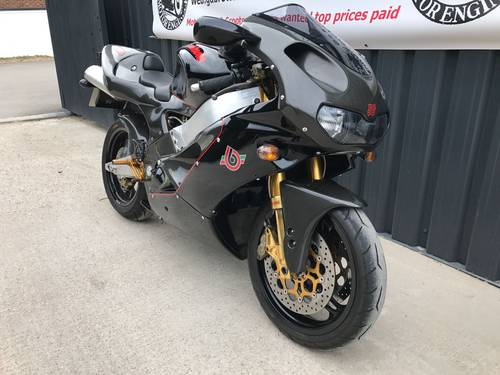 2003 Bimota TL1000 Believed to be one of 2 made For Sale (picture 1 of 6)