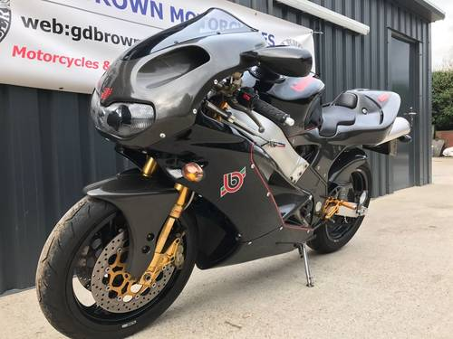 2003 Bimota TL1000 Believed to be one of 2 made For Sale (picture 6 of 6)