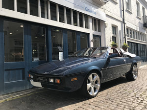 1990 Bitter SC Cabriolet - fully restored & upgraded SOLD