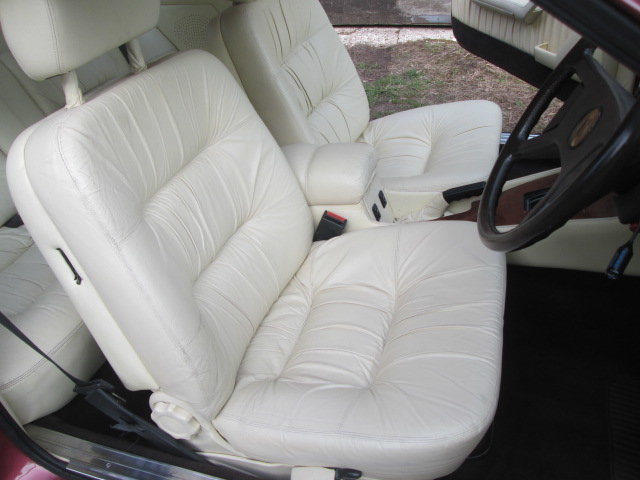 1985 Bitter SC 3.9 Coupe.Luxury & Elegance from Germany For Sale (picture 4 of 6)