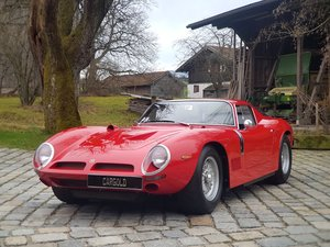 Picture of 1967 Bizzarrini GT 5300 Strada, fully restored, only 52 km since! For Sale