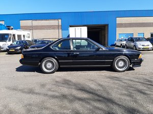 Picture of BMW M6 black 286 PS Klima Tempomat seat heating Alpina 1988 For Sale