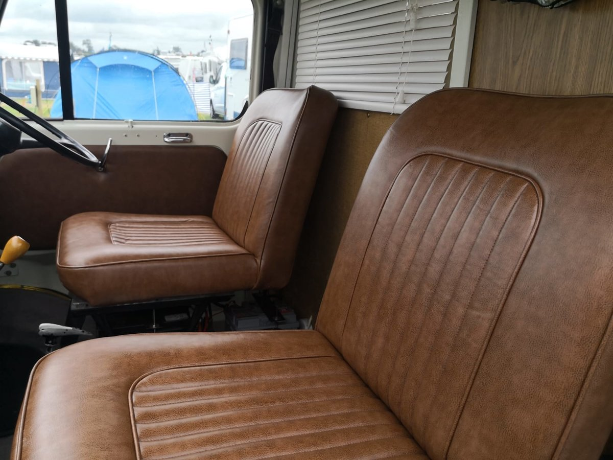 1970 BMC (British Leyland/Morris) Cotswold 250 JU SOLD (picture 3 of 6)