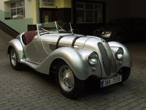 1938 BMW 328 Roadster For Sale (picture 1 of 5)