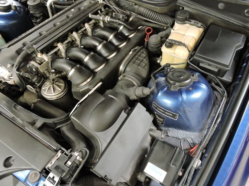 1995 BMW M3 E36 4 DOOR 5 SPEED For Sale (picture 5 of 6)