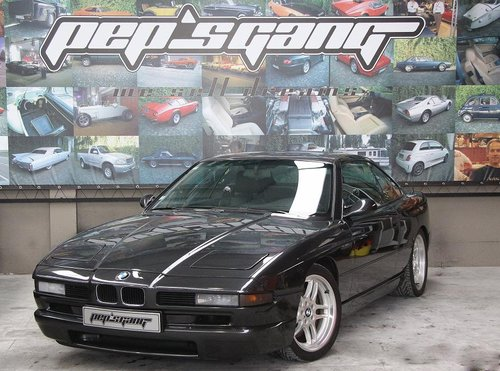 1993 bmw 850csi very rare For Sale (picture 2 of 6)