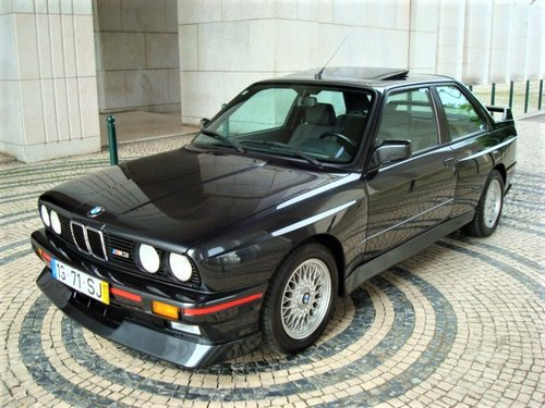 1987 BMW M3 (E30) For Sale (picture 1 of 6)