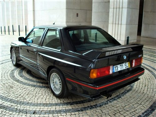 1987 BMW M3 (E30) For Sale (picture 2 of 6)