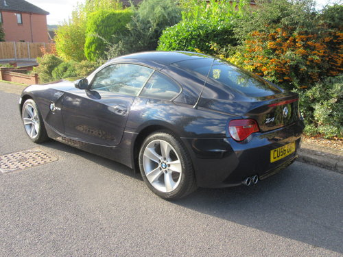BMW Z4 3.0 si coupe se manual  2006 For Sale (picture 2 of 6)