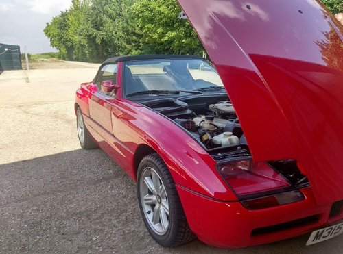 1995 BMW Z1 18.000 km SOLD (picture 1 of 3)