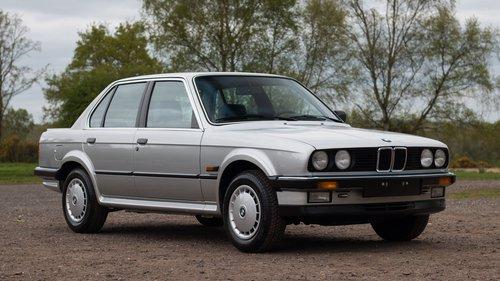1986 BMW 325ix - E30 - Delivery Mileage - Four Wheel Drive For Sale (picture 1 of 6)