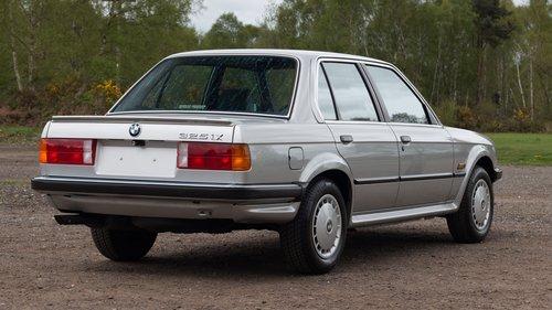 1986 BMW 325ix - E30 - Delivery Mileage - Four Wheel Drive For Sale (picture 2 of 6)