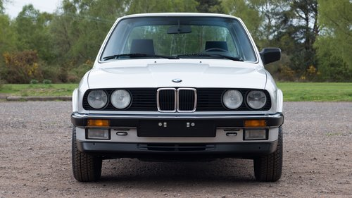 1986 BMW 325ix - E30 - Delivery Mileage - Four Wheel Drive For Sale (picture 3 of 6)