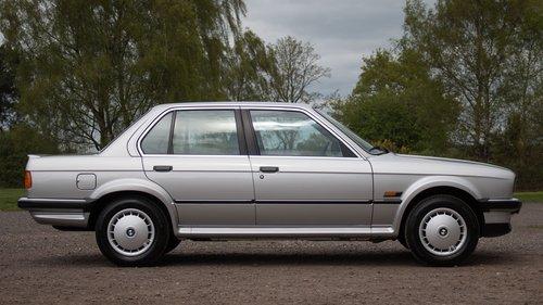 1986 BMW 325ix - E30 - Delivery Mileage - Four Wheel Drive For Sale (picture 4 of 6)
