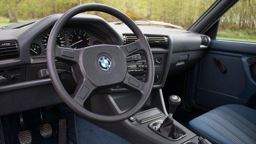 1986 BMW 325ix - E30 - Delivery Mileage - Four Wheel Drive For Sale (picture 5 of 6)