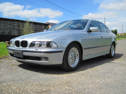 1997 BMW 528i Highline. Auto Mint Car. For Sale (picture 1 of 6)