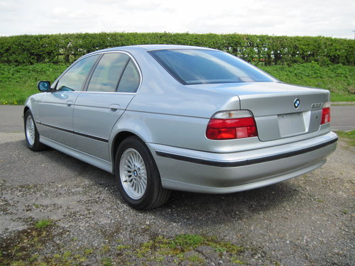 1997 BMW 528i Highline. Auto Mint Car. For Sale (picture 2 of 6)