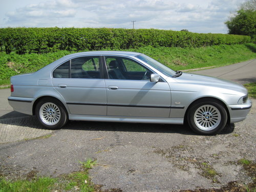 1997 BMW 528i Highline. Auto Mint Car. For Sale (picture 3 of 6)