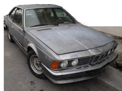 1985 BMW 635CSI with 60000km original SOLD (picture 4 of 6)