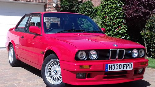 1990 Rare Opportunity - BMW E30 318is For Sale (picture 1 of 6)