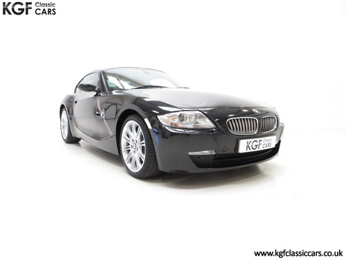 2007 An Outstanding BMW E86 Z4 3.0Si Sport Coupe, 18,929 Miles SOLD (picture 1 of 6)