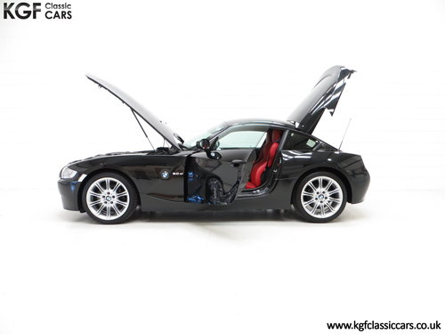 2007 An Outstanding BMW E86 Z4 3.0Si Sport Coupe, 18,929 Miles SOLD (picture 3 of 6)