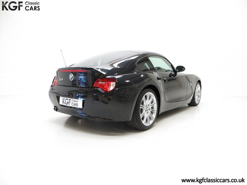 2007 An Outstanding BMW E86 Z4 3.0Si Sport Coupe, 18,929 Miles SOLD (picture 5 of 6)