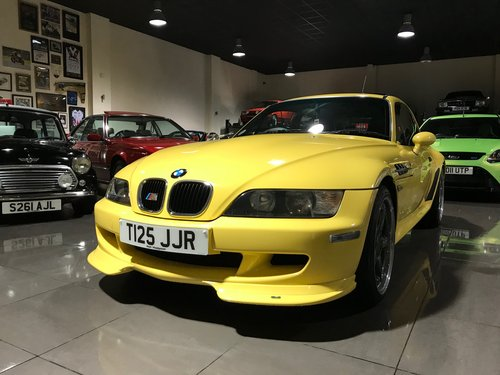 1999 BMW M Coupe Z3M Coupe with AC Schnitzer Body Kit For Sale (picture 3 of 6)