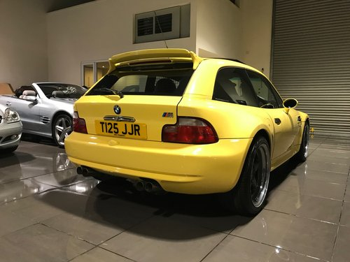 1999 BMW M Coupe Z3M Coupe with AC Schnitzer Body Kit For Sale (picture 6 of 6)