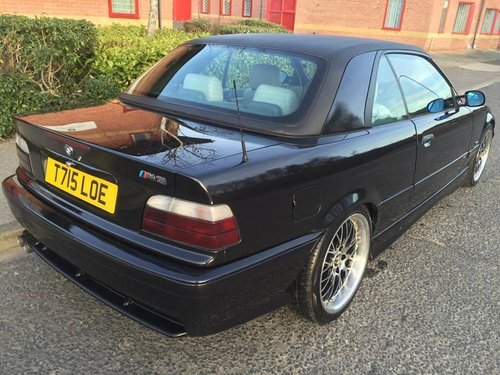 1999 BMW M3 3.2 EVOLUTION (321) CONVERTIBLE For Sale (picture 3 of 6)