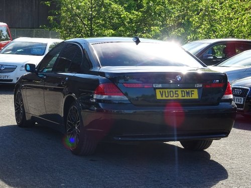 2005 BMW 7 Series 3.0 730d Sport 4dr FACE LIFT + HUGE SPEC For Sale (picture 2 of 6)