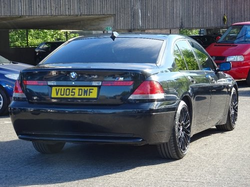2005 BMW 7 Series 3.0 730d Sport 4dr FACE LIFT + HUGE SPEC For Sale (picture 3 of 6)