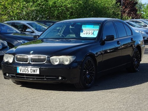 2005 BMW 7 Series 3.0 730d Sport 4dr FACE LIFT + HUGE SPEC For Sale (picture 4 of 6)