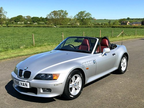 1999 BMW Z3 ROADSTER  SOLD (picture 1 of 6)