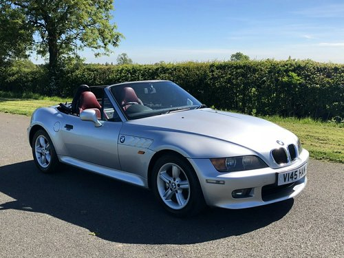1999 BMW Z3 ROADSTER  SOLD (picture 3 of 6)