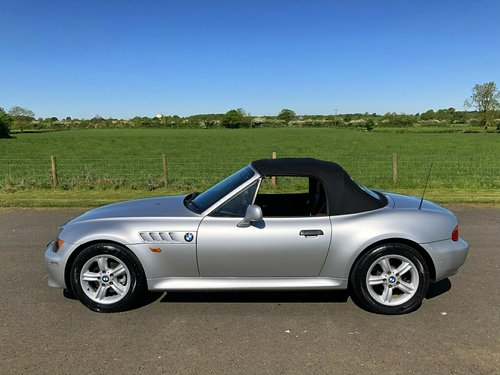1999 BMW Z3 ROADSTER  SOLD (picture 6 of 6)