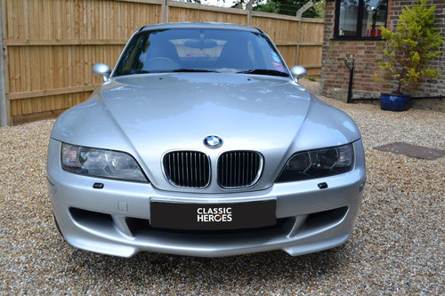 2001 BMW S54 Z3M Coupe,  Only 32,000 miles SOLD (picture 2 of 6)