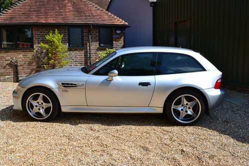2001 BMW S54 Z3M Coupe,  Only 32,000 miles SOLD (picture 3 of 6)