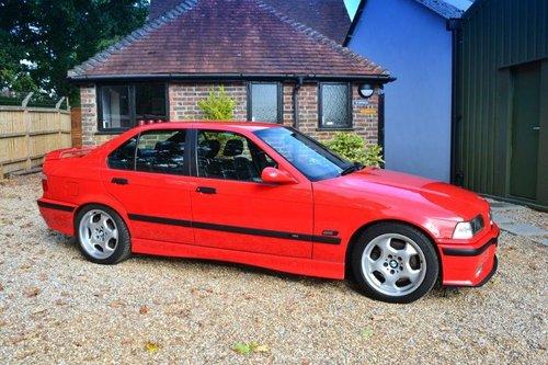 1996 BMW E36 M3 Evo Saloon SOLD (picture 1 of 6)